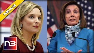 GOP Congresswoman Challenges Speaker Pelosi to Visit the Border