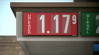 Gas prices have dropped