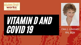 Nurse Explains the Relationship Between Vitamin D and Covid 19