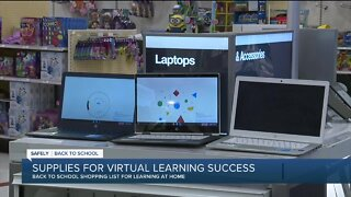 The Rebound Detroit; Back to school shopping must-haves for the best virtual learning in the fall