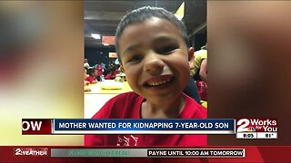 7-year-old still missing, warrant issued for mother's arrest