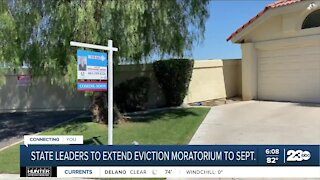 California to extend eviction moratorium through September