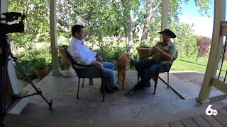 One-on-one with Ammon Bundy pt. 2