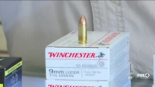 High ammunition prices level off, supply remains low