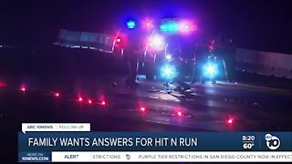 San Diego family wants answers in hit-and-run