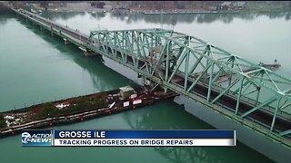 Grosse Ile Parkway Bridge closed through November for repairs