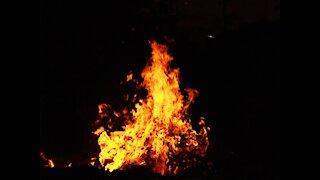 Fire / Relaxing music