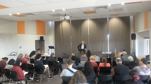 What is a Disciple? - Lionel Letcher