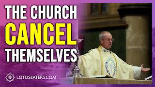 Church of England Denounce Themselves as Racist