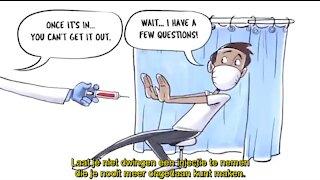 Neem jij het vaccin? - Are you getting the vaccine? (Nederlands ondertiteld)