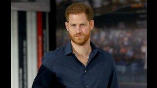 'Good luck preparing for the desert': Prince Harry supports military veterans ahead of charity trek
