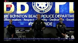Boynton Beach Police Department hosts virtual recruiting event