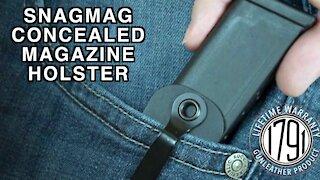 Carry An Extra Magazine Like A Pocketknife!