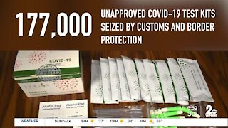 Counterfeit products being delivered to consumers this holiday season