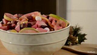 Traditional Christmas Salad