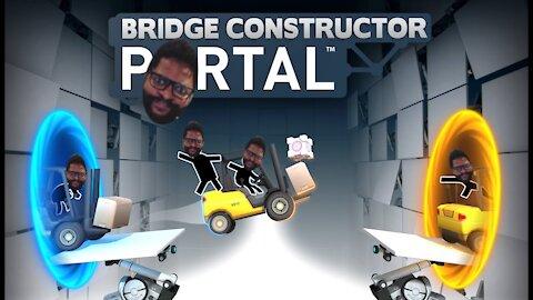 Epic return to Bridge Constructor Portal six months later
