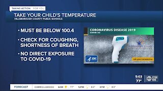 Hillsborough County schools starting in-person classes with new COVID-19 safety procedures
