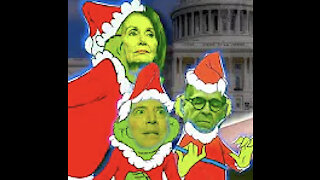 """Why The Democrat """"Grinches"""" [REALLY] Impeached Trump..."""