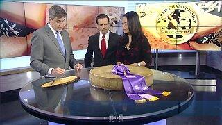 Gruyere from Switzerland named as 2020 World Champion Cheese