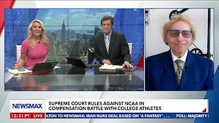 Supreme Court Rules NCAA Can't Limit Benefits to Student Athletes