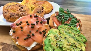 Keto Bagel Recipe | Keto Daily