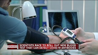 Blood test for corornavirus immunity could be weeks away