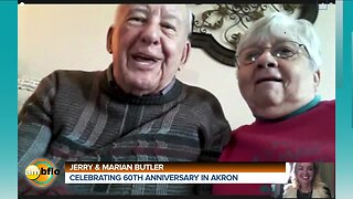 Celebrating 60 years of marriage
