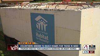 Truman Heritage Habitat for Humanity needs more volunteers