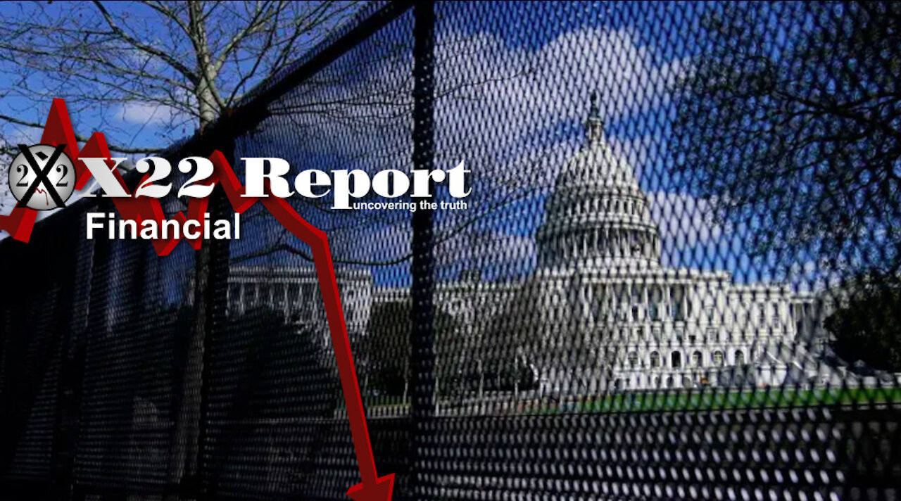 X22Report - The Fed Is Now Panicking Over The Debt Ceiling! Everyone Will See The Truth! - Must Video