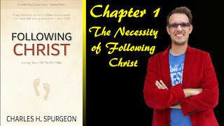Following Christ Chapter 1   The Necessity of Following Christ