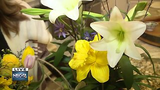 Enchanted Florist offering contact-free flower deliveries