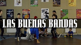 La banda de hip hop que lucha contra el bandalismo