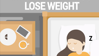 5 bedtime tips to help lose weight