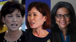 Three Become First Korean-American Women Elected To Congress