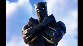 Fortnite's Black Panther skin has been released