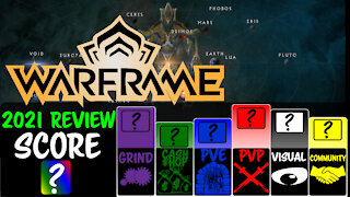 WarFrame 2021 Review : Space Ninja Time! MMO - Multiplatform