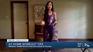 At-Home Workout Tips