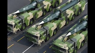 China deploys hypersonic missiles across from Taiwan