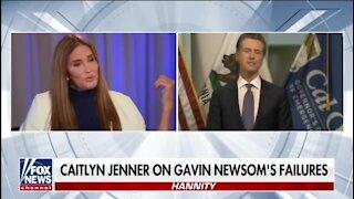 Caitlyn Jenner: I'm Fighting Against Newsom's Hypocrisy
