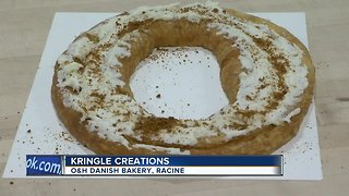 O&H Bakery getting kringles ready for Christmas