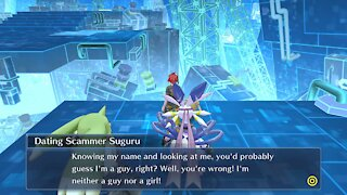 Digimon Story Cyber Sleuth - 9 - Attack Helicopter