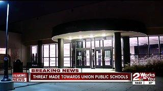 Union Public Schools increasing security after social media threat
