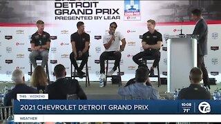 2021 Chevrolet Detroit Grand Prix