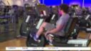 Losing the pandemic pounds after three months of closed fitness centers