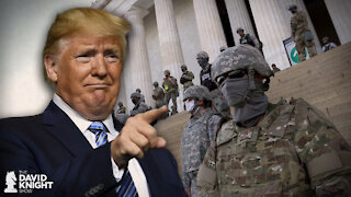 Trump Says Re-Do Some State Elections With Military Observers
