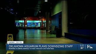 Oklahoma Aquarium Adjusts to COVID-19 Pandemic