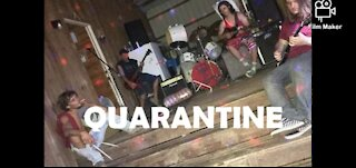 HAVE A DRINK ON ME AC/DC cover QUARANTINE