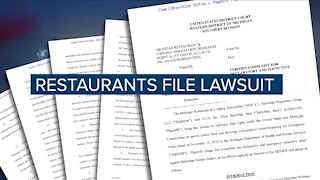 Michigan Restaurant & Lodging Association suing MDHHS for restrictions prohibiting indoor dining