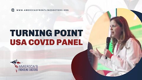 Turning Point USA COVID Panel