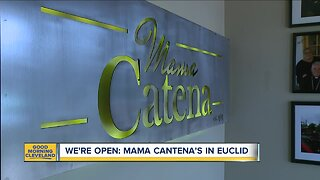 We're Open: Mama Cantena's in Euclid